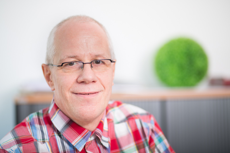 Ulrich Roth, Niederlassungsleiter